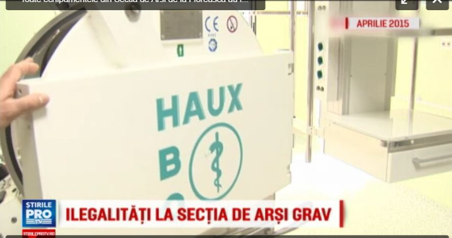Barocamera Haux Oxystar - HAUX - Pro TV