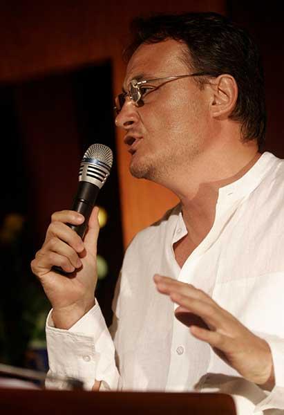 Sorin Marin, fost acționar Rompetrol. Foto: Mediafax Foto / Bogdan Maran