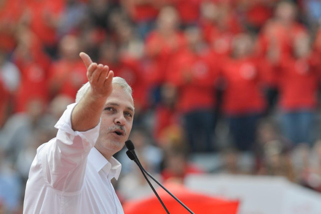Liviu Dragnea, președintele PSD FOTO: Codrin Prisecariu/ MEDIAFAX FOTO