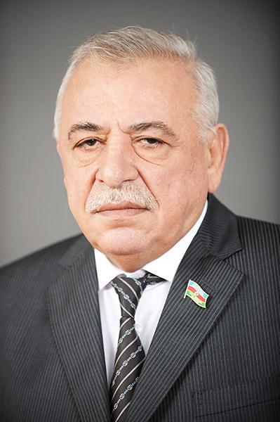 Mahir Aslanov, deputat în parlamentul Azerbaidjanului. Foto: Parlamentul Azerbaidjanului