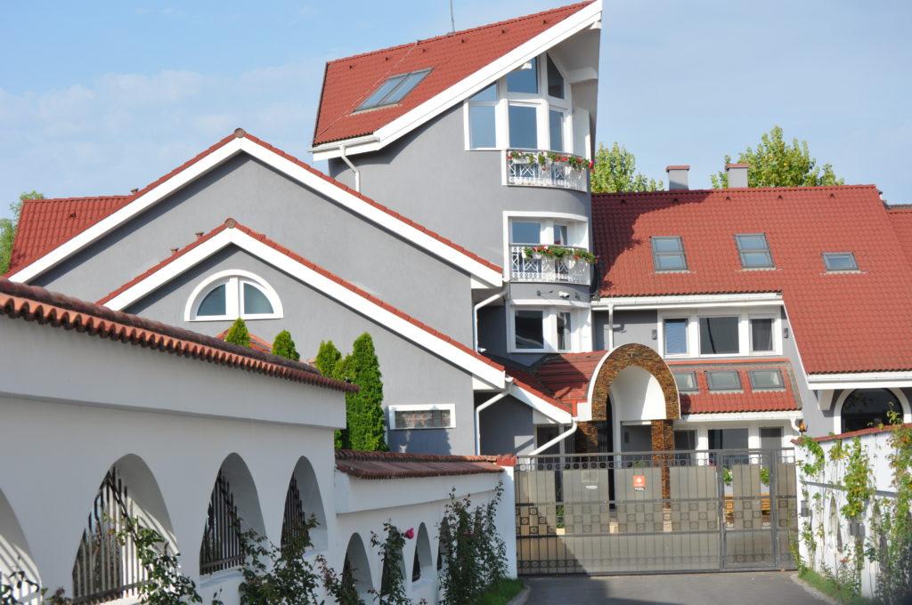 Casa de 700.000 euro donată de Florin Burhală copiilor săi. Foto: RISE Project