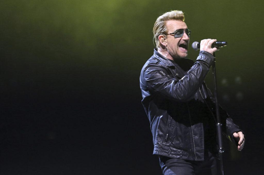 Bono, solistul U2 a investit într-un centru comercial din Lituania folosind o companie din Malta. Foto: Hepta/Mediafax Foto / Gisele Tellier