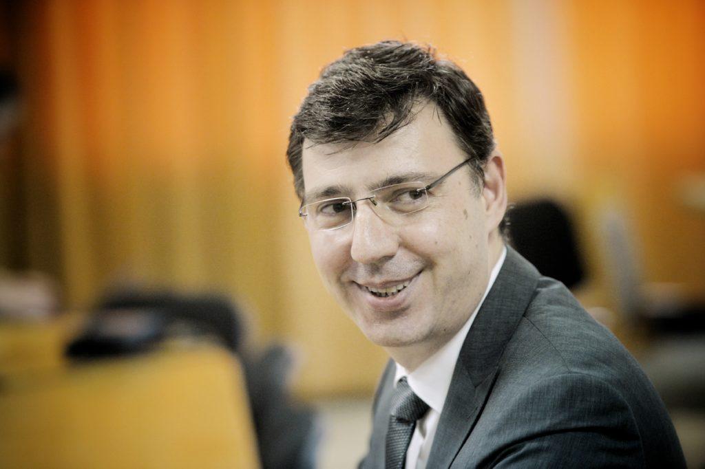 Ministrul Finanțelor, Ionut Misa a fost cel care i-a eșalonat datoriile lui Gabriel Comănescu. Foto: Mediafax Foto / Andreea Alexandru