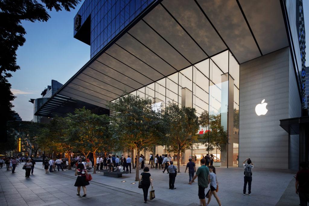 Compania Apple prinsă în investigația #ParadisePapers. Foto: apple.com
