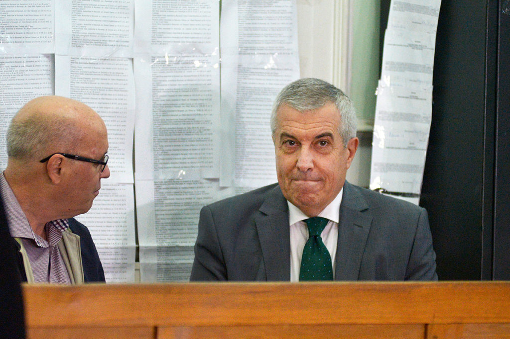 Seful Senatului așteptă acum recursul dosarului penal în care a fost achitat pe fond pentru acuzația de mărturie mincinoasă