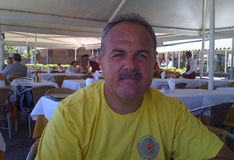 Petre Rădan, rudă cu Bombonica Dragnea, în vizită de lucru și de plăcere în Brazilia. Rădan a fost magazioner-șef al Tel Drum, iar acum lucrează la firma Agrotrust, deținută de finul lui Liviu Dragnea.