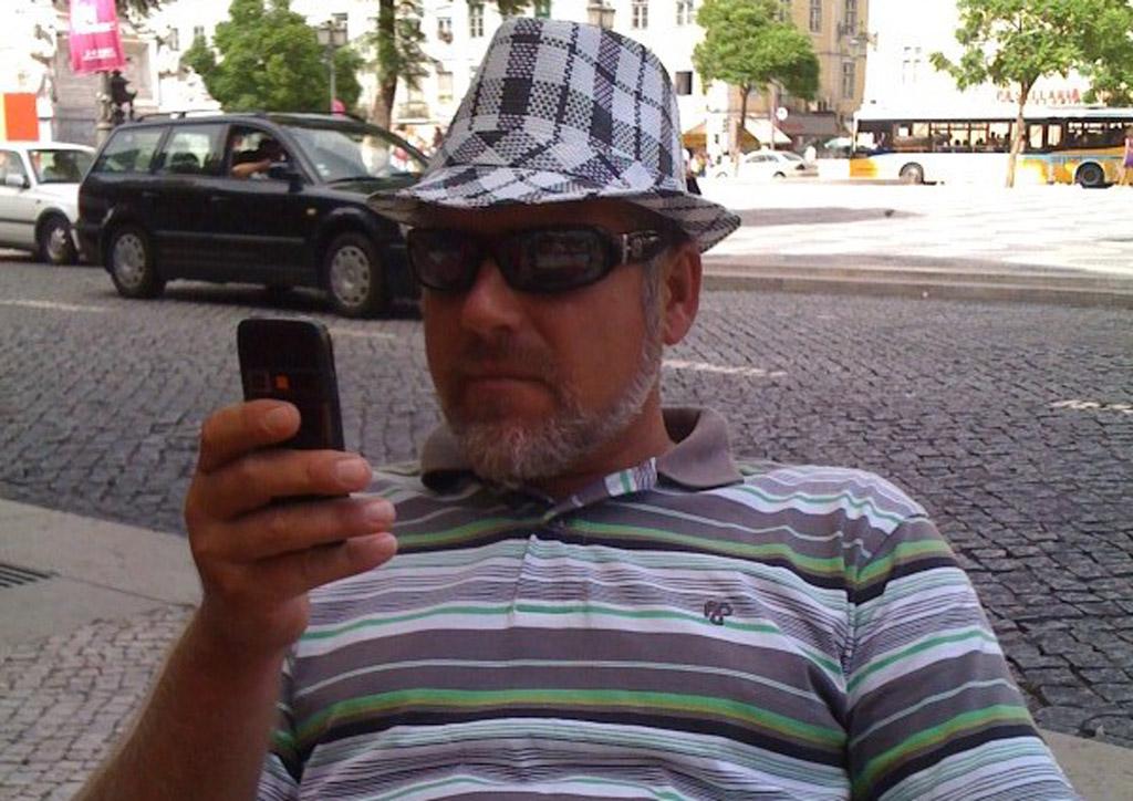 Când nu vânează, Mădălin Ioniță, fostul șofer al lui Liviu Dragnea, se plimbă prin Brazilia