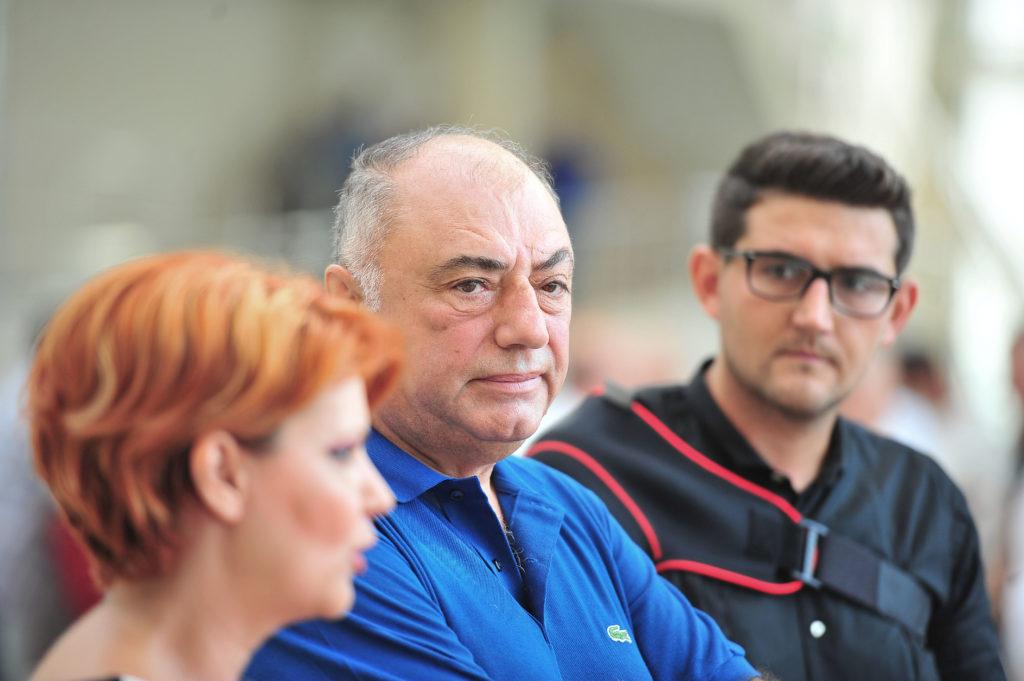 Ordonanța lui Dragnea a amnistiat neregulile comise pe vremea fostului primar Antonie Solomon care au fost sancționate în mandatul Liei Olguța Vasilescu. REMUS BADEA / MEDIAFAX FOTO