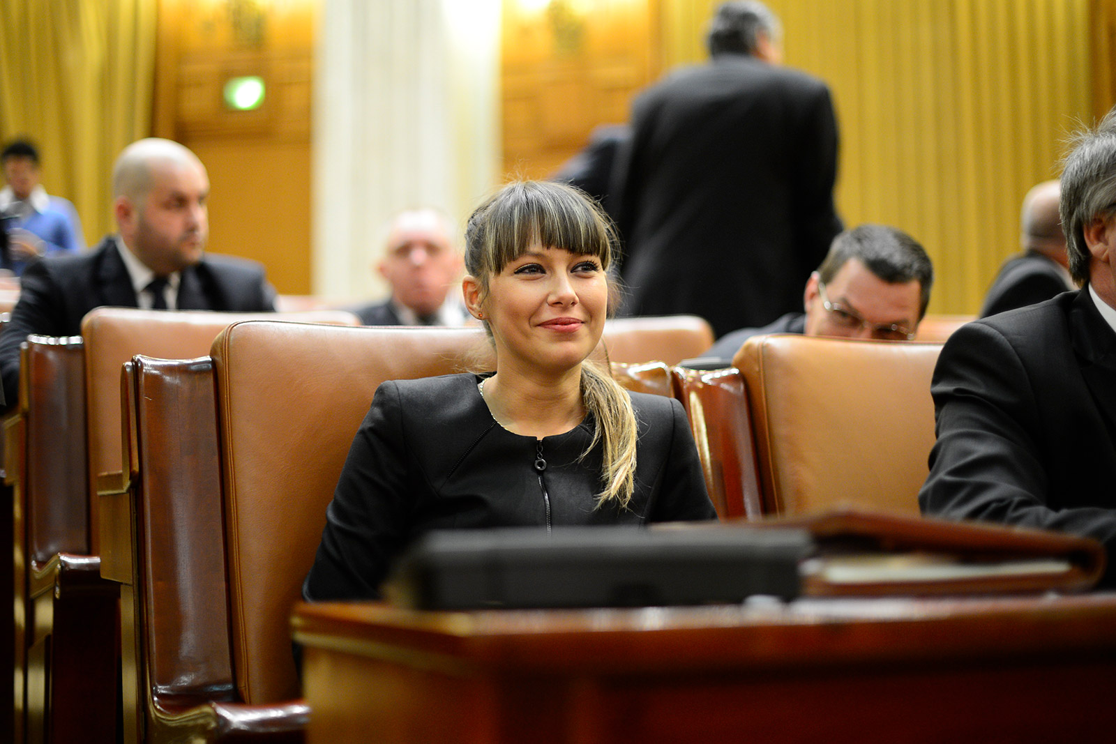 Cătălina Ștefănescu. Foto: Mediafax Foto, Octav Ganea