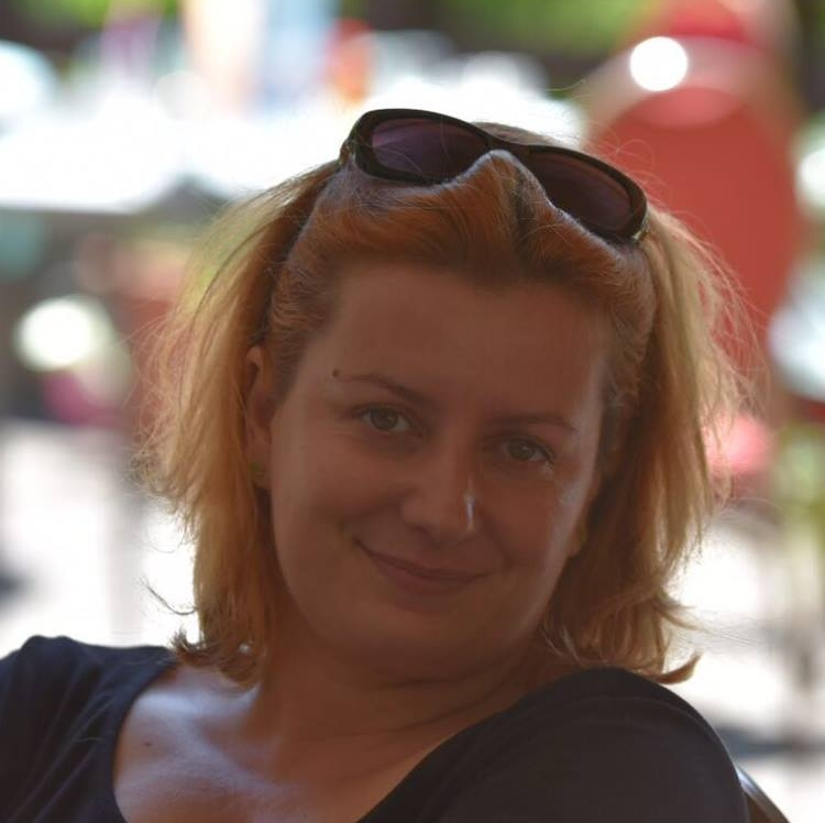 Gabriela Popa, sora lui Dan Barna. Foto Facebook