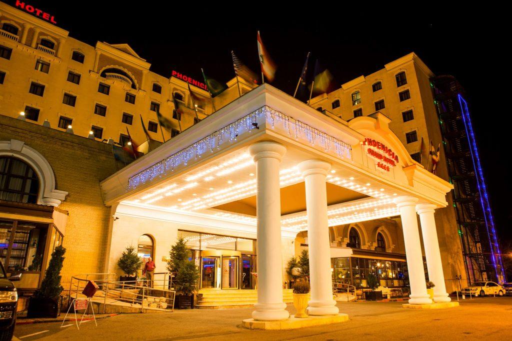 Hotelul unde Cumpănașu a închiriat camere de hotel pe post de birouri. Foto: Facebook