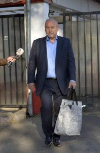 Omul de afaceri Florin Cocos a fost eliberat condiționat în 2017 din penitenciarul Jilava. FOTO MARIAN ILIE / MEDIAFAX