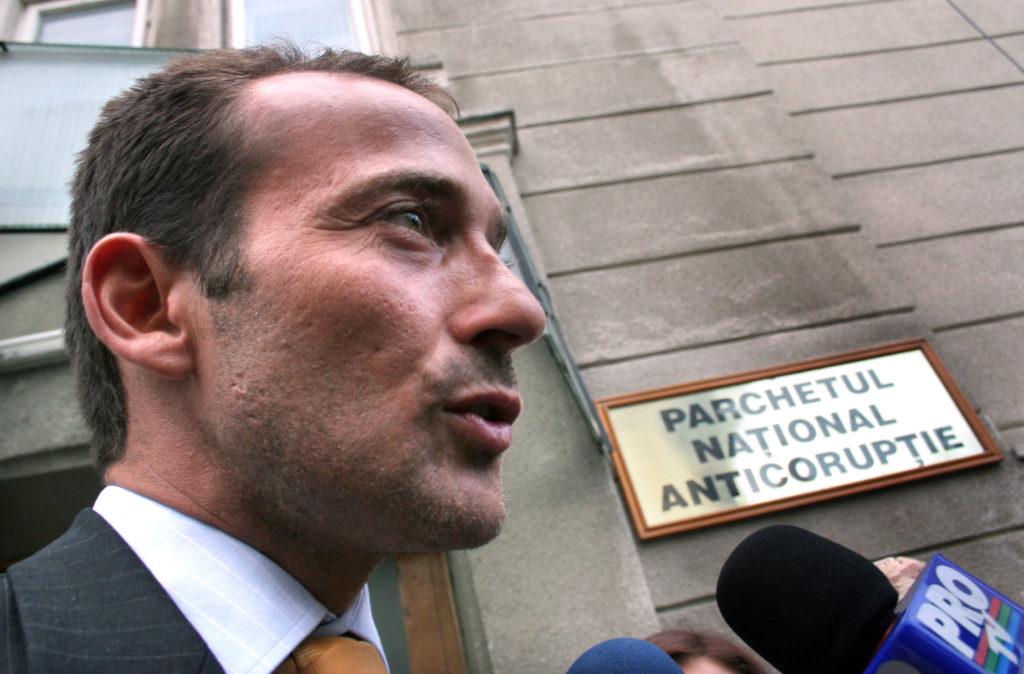 Investigațiile procurorilor au început în 2005 când Mazăre a ajuns prima dată la parchet. Foto: Cătălina Filip - MediafaxFoto
