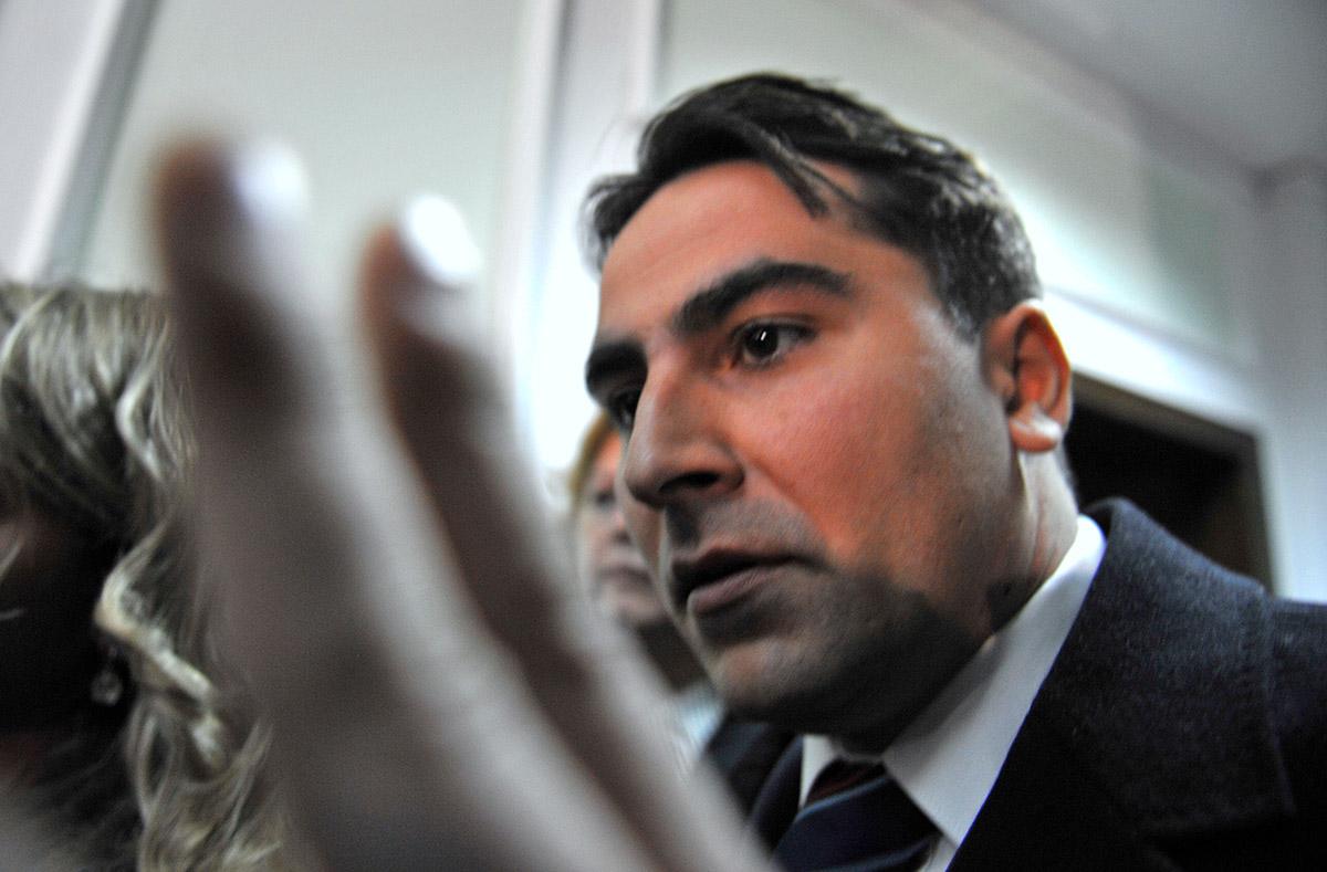 Petru Pitcovici. Foto: Răzvan Chiriță /Mediafax Foto