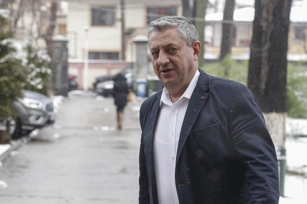 Deputatul PSD Ioan Dîrzu. Fotografie de Octav Ganea, Inquam Photos