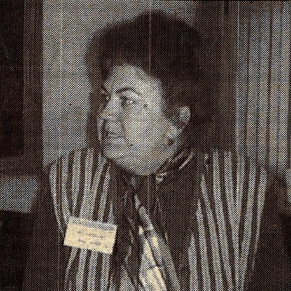 """O Elena Lazăr, mama lui Sorin Lazăr. Captură din cotidianul craiovean """"Ora"""", 2000"""